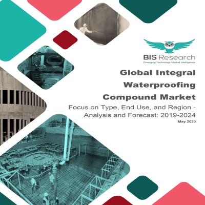 Global Integral Waterproofing Compound Market – Analysis and Forecast, 2019-2024: Focus on Type, End Use, and Region