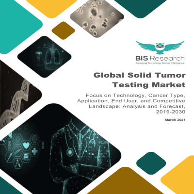 Global Solid Tumor Testing Market: Focus on Technology, Cancer Type, Application, End User, and Competitive Landscape - Analysis and Forecast, 2019-2030