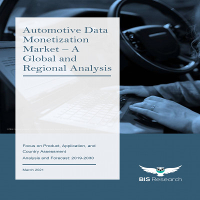 Automotive Data Monetization Market – A Global and Regional Analysis: Focus on Product, Application, and Country Assessment - Analysis and Forecast, 2019-2030
