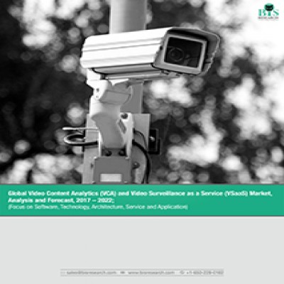 Global Video Content Analytics (VCA) and Video Surveillance as a Service (VSaaS) Market, Analysis and Forecast, 2017 – 2022: Focus on Software, Technology, Architecture, Service and Application