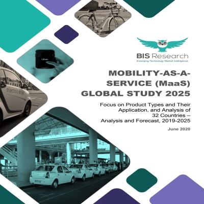 MOBILITY-AS-A-SERVICE (MaaS) GLOBAL STUDY 2025: Focus on Product Types and Their Application, and Analysis of32 Countries – Analysis and Forecast, 2019-2025