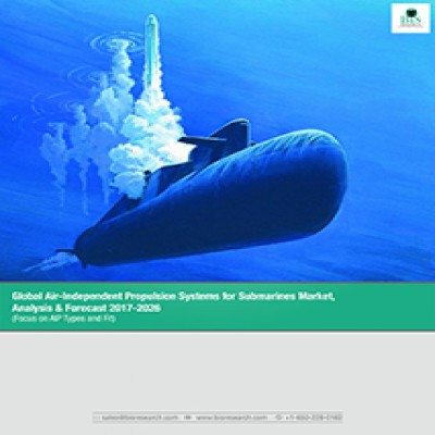 Global Air-Independent Propulsion (AIP) Systems for Submarines Market - Analysis and Forecast 2017-2026: (Focus on AIP Types and Fit)