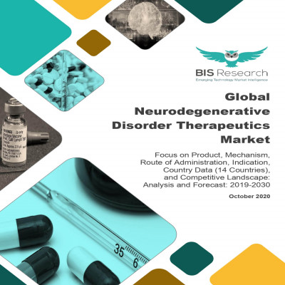 Global Neurodegenerative Disorder Therapeutics Market: Focus on Product, Mechanism, Route of Administration, Indication, Country Data (14 Countries), and Competitive Landscape - Analysis and Forecast, 2019-2030