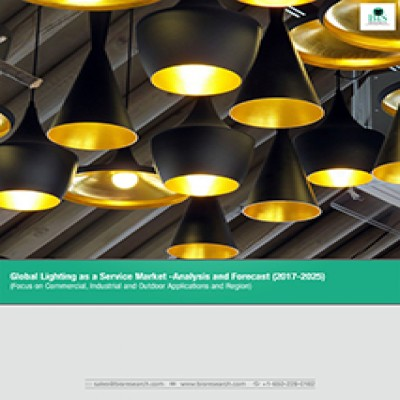 Global Lighting as a Service Market, Analysis and Forecast (2017-2025) (Focus on Commercial, Industrial and Outdoor Applications and Region)