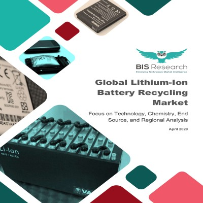 Global Lithium-Ion Battery Recycling Market: Focus on Technology, Chemistry, End Source, and Regional Analysis