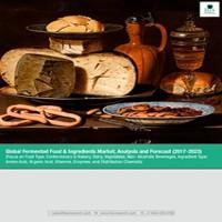 Global Fermented Food & Ingredients Market
