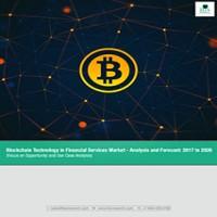 Blockchain Technology in Financial Services Market