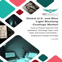Global U.V. and Blue Light Blocking Coatings Market: Focus on Product Types and Their Applications, Technology Types, Layer Types, and Country Level Analysis – Analysis and Forecast, 2019-2025