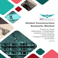 Global Construction Sealants Market – Analysis and Forecast, 2018-2024: Focus on Type, Application, Comparative Analysis and Country-Level Analysis
