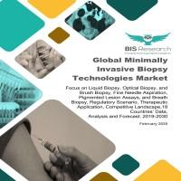 Global Minimally Invasive Biopsy Technologies Market