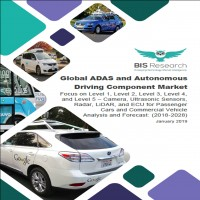 Global ADAS and Autonomous Driving Component Market