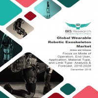 Global Wearable Robotic Exoskeleton Market