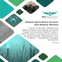 Global Agriculture Drones and Robots Market