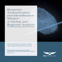 Biometric Authentication and Identification Market - A Global and Regional Analysis: Focus on End User, Function, Product Type, Deployment Model and Country - Analysis and Forecast, 2021-2026
