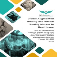 Global Augmented Reality and Virtual Reality Market in Healthcare