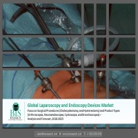 Global Laparoscopy and Endoscopy Devices Market