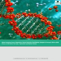Global Emerging Cancer Diagnostics (Tumor Biomarker Test) Market Analysis & Forecast 2016-2023 (Focus on Biomarker Test Type, Application & Market Trends)
